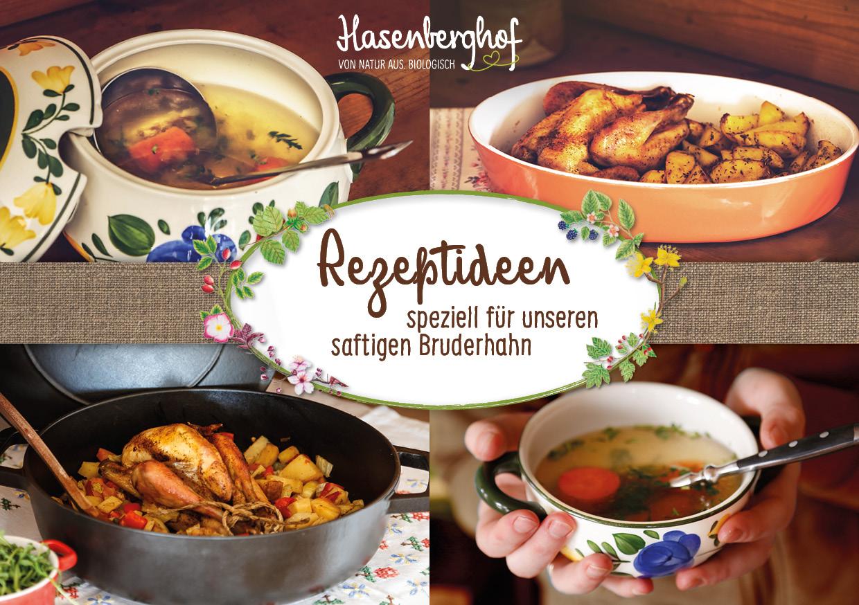 Hasenberghof Rezeptideen