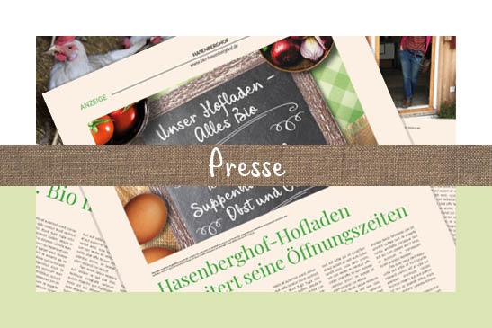 Hasenberghof Presse